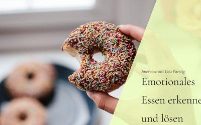 Emotionales Essen erkennen undlösen